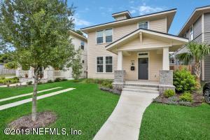 Avondale Property Photo of 2837 Green St, Jacksonville, Fl 32205 - MLS# 919549
