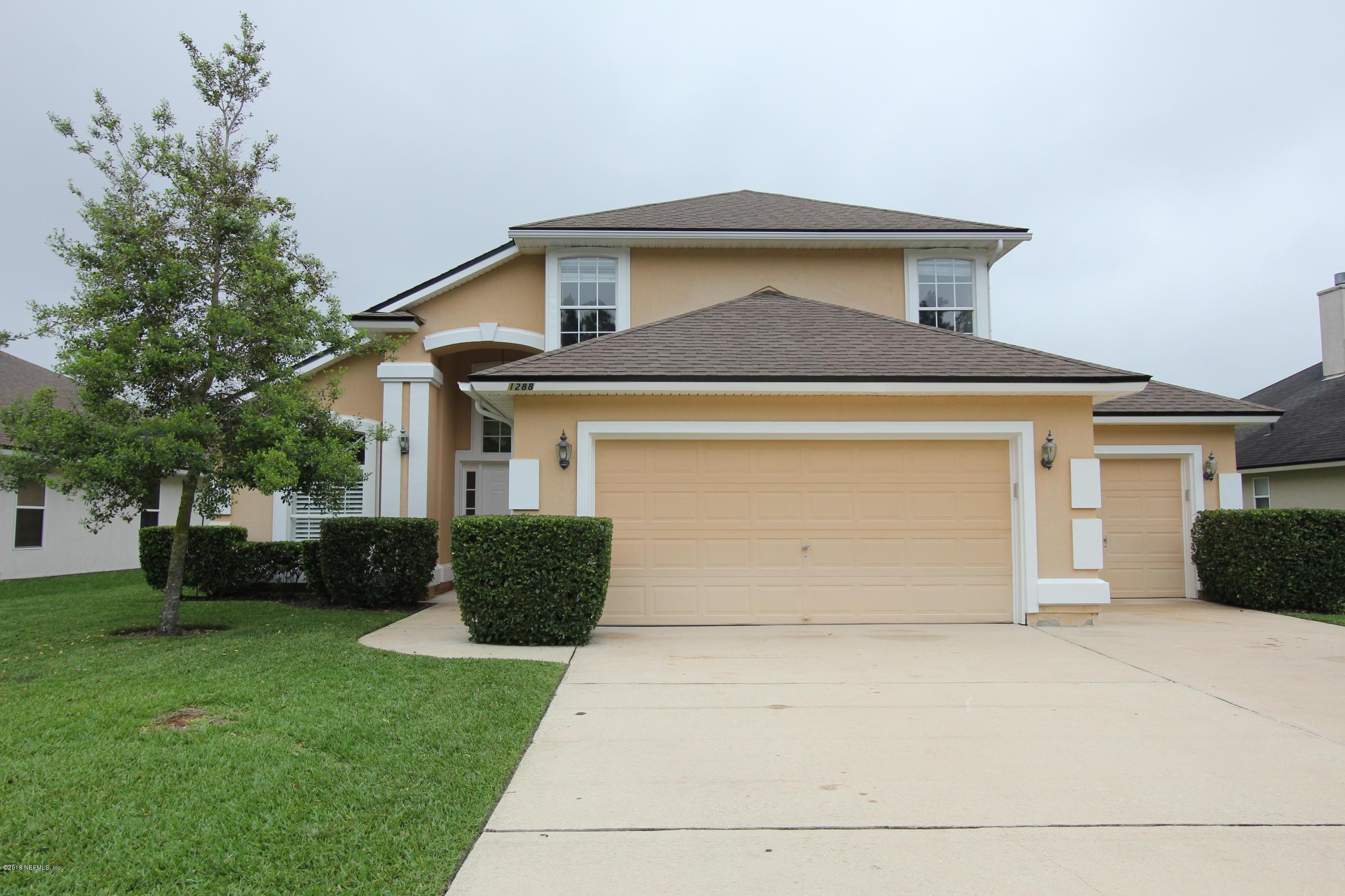 1288 LOCH TANNA, ST JOHNS, FLORIDA 32259, 4 Bedrooms Bedrooms, ,2 BathroomsBathrooms,Residential - single family,For sale,LOCH TANNA,1010125