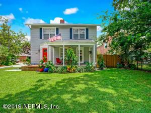 Photo of 1461 Le Baron Ave, Jacksonville, Fl 32207 - MLS# 1009831