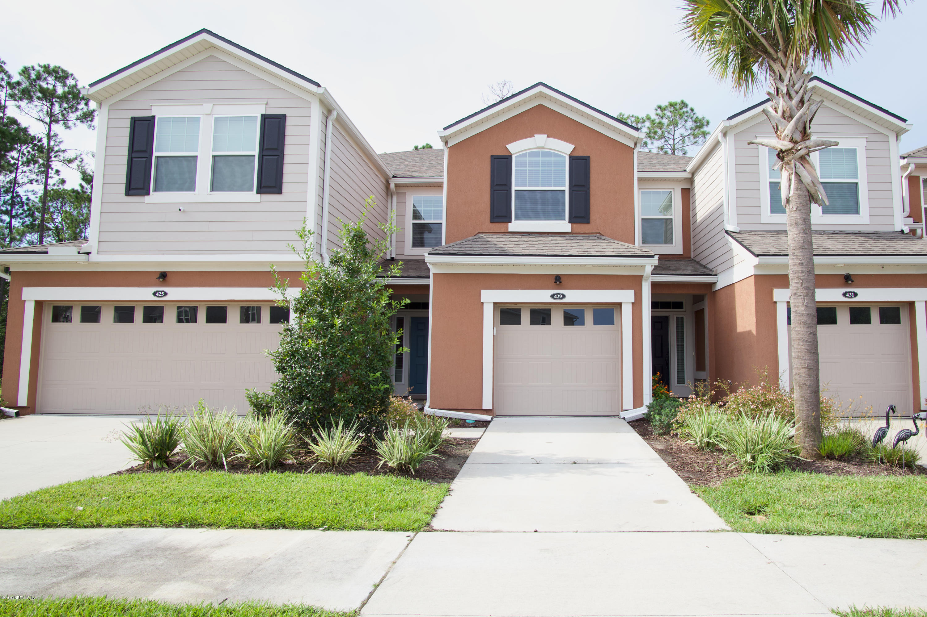 429 RICHMOND, ST JOHNS, FLORIDA 32259, 3 Bedrooms Bedrooms, ,2 BathroomsBathrooms,Residential - townhome,For sale,RICHMOND,1010339