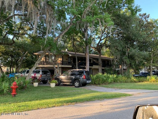 2142 BAY, NEPTUNE BEACH, FLORIDA 32266, 5 Bedrooms Bedrooms, ,5 BathroomsBathrooms,Multi family,For sale,BAY,1010407