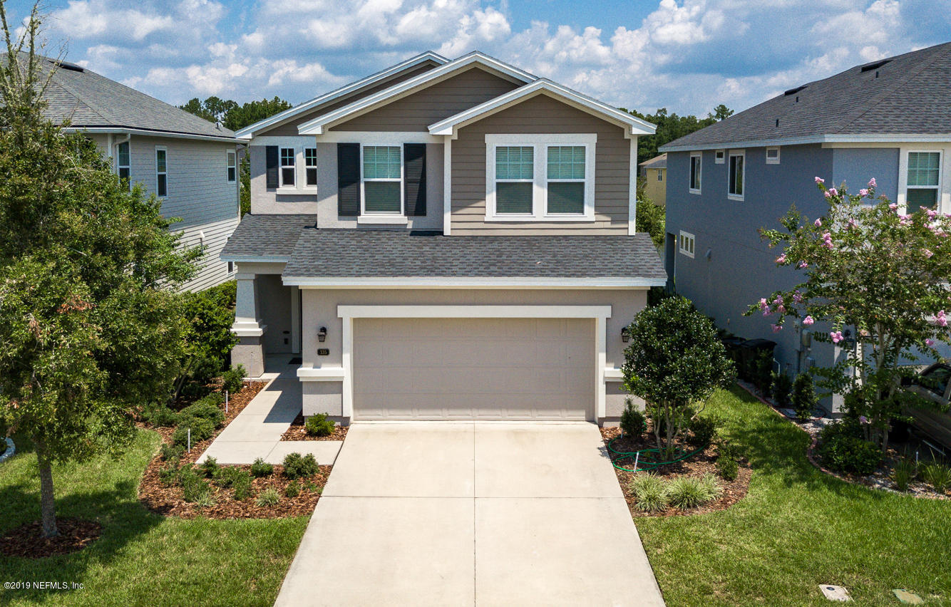 335 SANCTUARY, ST JOHNS, FLORIDA 32259, 4 Bedrooms Bedrooms, ,2 BathroomsBathrooms,Residential - single family,For sale,SANCTUARY,1009025