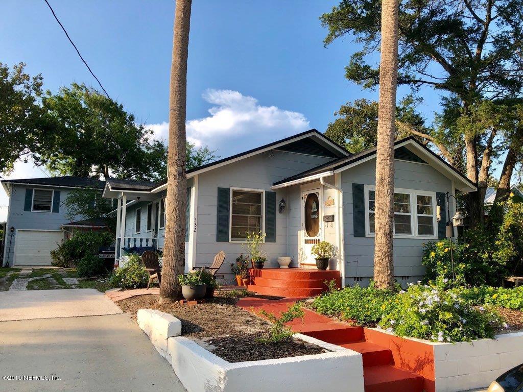 532 OLEANDER, NEPTUNE BEACH, FLORIDA 32266, 5 Bedrooms Bedrooms, ,2 BathroomsBathrooms,Residential - single family,For sale,OLEANDER,1010593