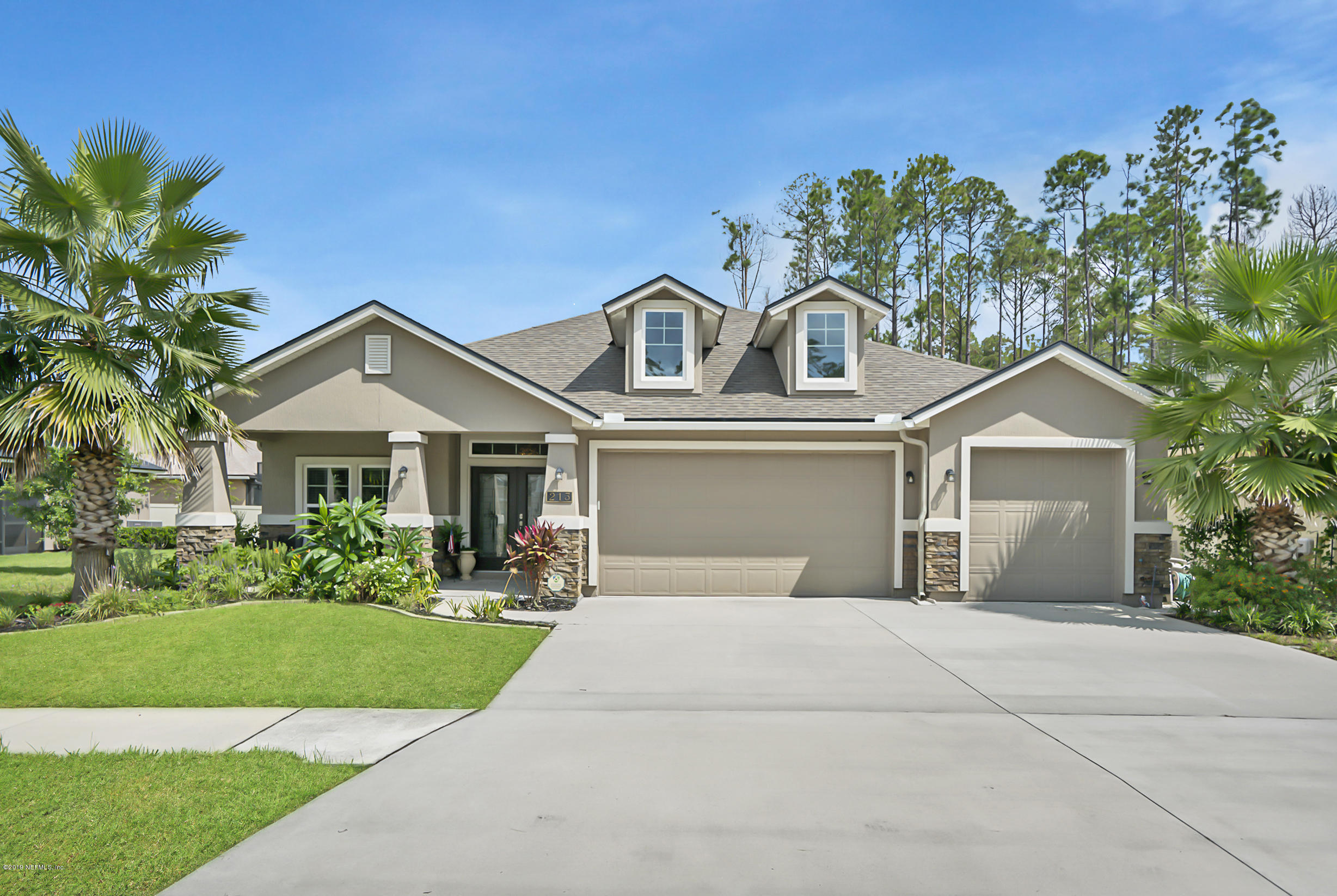 213 COCONUT PALM, PONTE VEDRA, FLORIDA 32081, 4 Bedrooms Bedrooms, ,2 BathroomsBathrooms,Residential - single family,For sale,COCONUT PALM,1010905