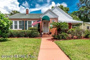 Photo of 1605 Felch Ave, Jacksonville, Fl 32207 - MLS# 1011187