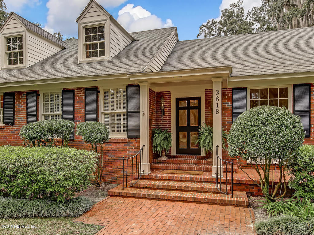 3818 BETTES, JACKSONVILLE, FLORIDA 32210, 5 Bedrooms Bedrooms, ,4 BathroomsBathrooms,Residential - single family,For sale,BETTES,1011253