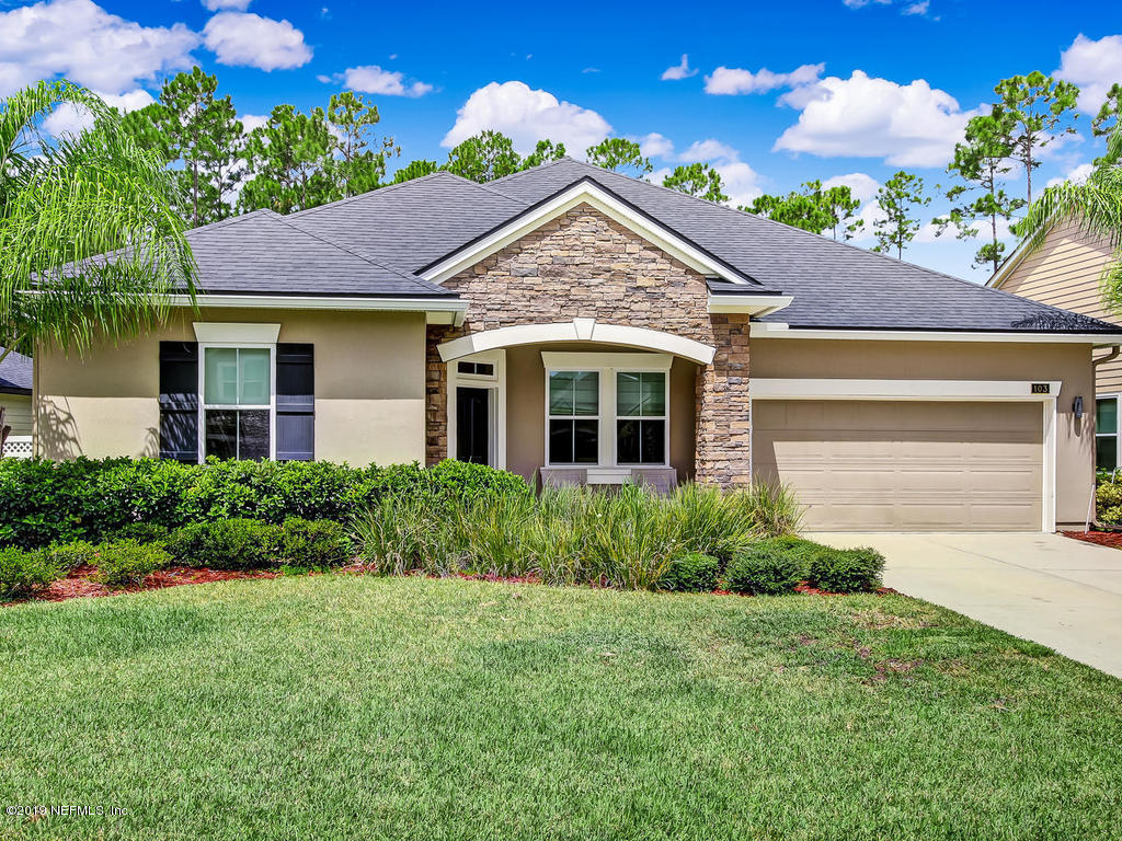 103 STIRLINGSHIRE, ST JOHNS, FLORIDA 32259, 4 Bedrooms Bedrooms, ,3 BathroomsBathrooms,Residential - single family,For sale,STIRLINGSHIRE,1011325