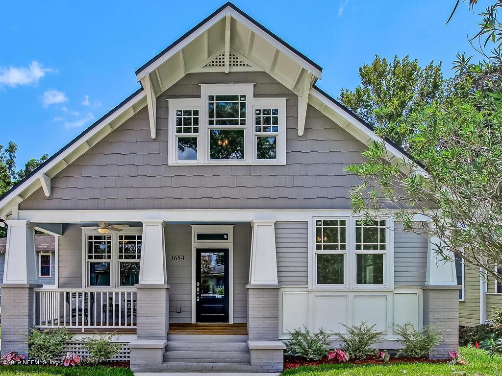 3654 VALENCIA, JACKSONVILLE, FLORIDA 32205, 4 Bedrooms Bedrooms, ,3 BathroomsBathrooms,Residential - single family,For sale,VALENCIA,1011342