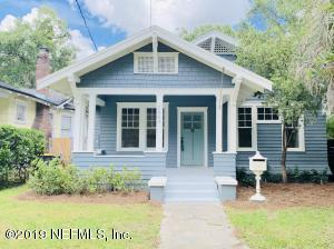 Avondale Property Photo of 2869 Post St, Jacksonville, Fl 32205 - MLS# 1012616