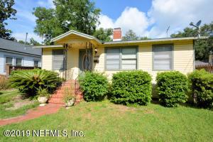 Avondale Property Photo of 3879 Boone Park Ave, Jacksonville, Fl 32205 - MLS# 1012193