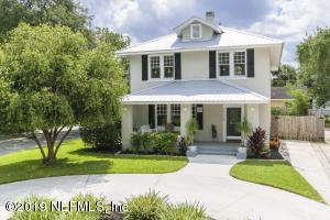 Photo of 3402 Mayflower St, Jacksonville, Fl 32205 - MLS# 1013243