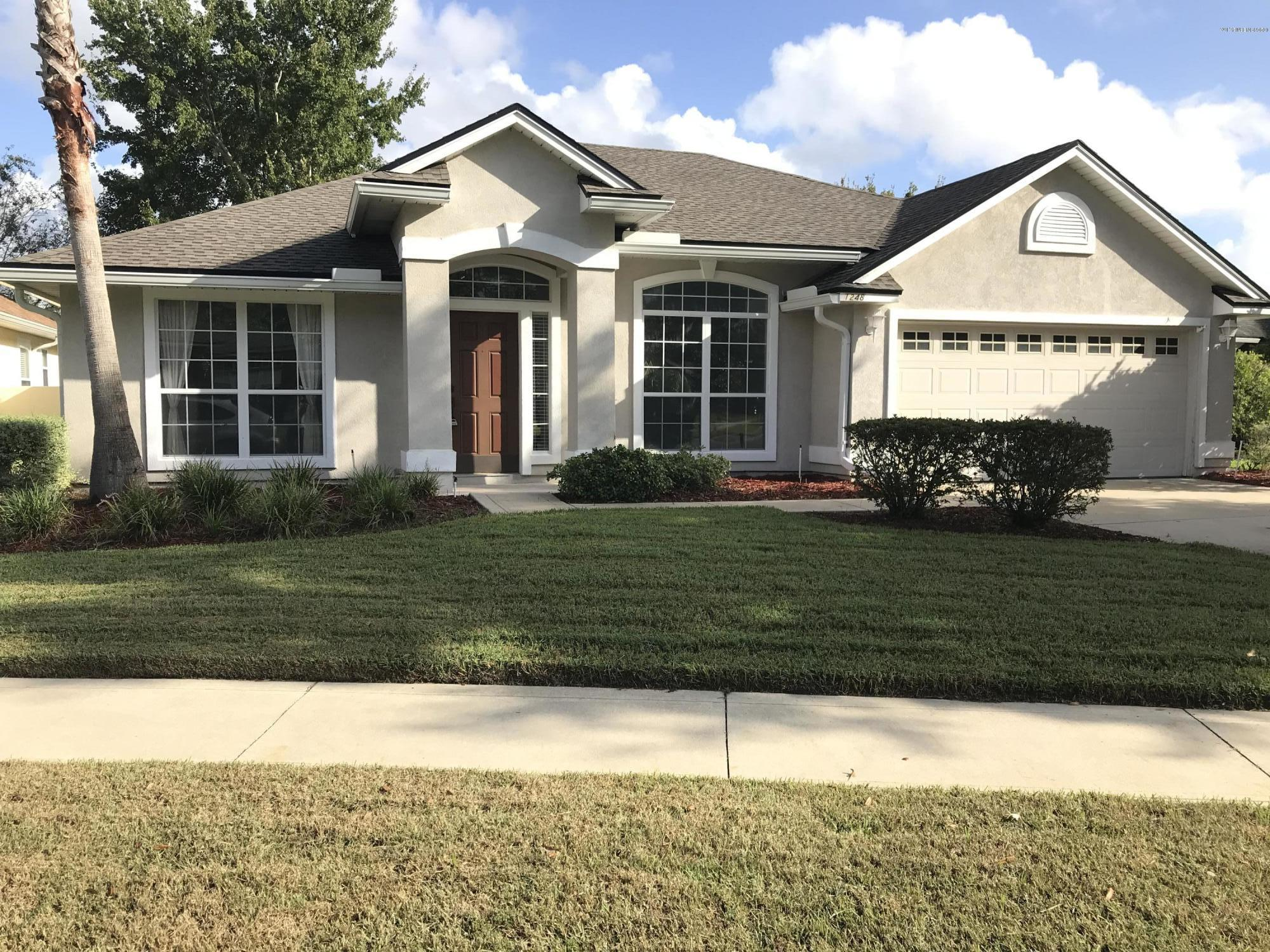 1248 PARADISE POND, ST AUGUSTINE, FLORIDA 32092, 4 Bedrooms Bedrooms, ,2 BathroomsBathrooms,Residential - single family,For sale,PARADISE POND,1014253