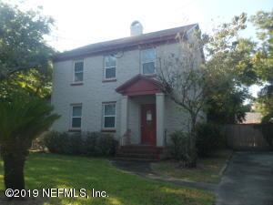 Avondale Property Photo of 4714 Polaris St, Jacksonville, Fl 32205 - MLS# 1014459