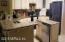 The Gourmet Kitchen features granite countertops...