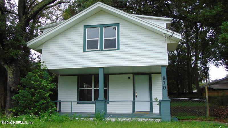 Details for 810 Calvert St, JACKSONVILLE, FL 32208