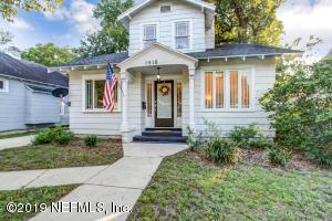 Avondale Property Photo of 1518 Glendale St, Jacksonville, Fl 32205 - MLS# 1016219