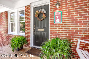 Avondale Property Photo of 2910 Forbes St, Jacksonville, Fl 32205 - MLS# 1016577