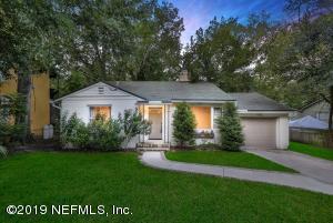 Avondale Property Photo of 1755 Pine Grove Ave, Jacksonville, Fl 32205 - MLS# 1016682