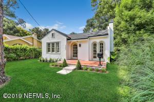 Avondale Property Photo of 3525 Randall St, Jacksonville, Fl 32205 - MLS# 1016880
