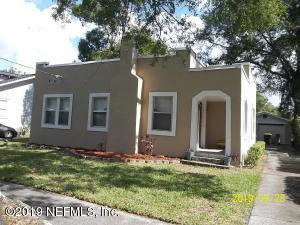 Avondale Property Photo of 1279 Dancy St, Jacksonville, Fl 32205 - MLS# 1008686