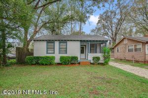 Avondale Property Photo of 4833 Kingsbury St, Jacksonville, Fl 32205 - MLS# 1019191