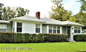 Avondale Property Photo of 3692 Hollingsworth St, Jacksonville, Fl 32205 - MLS# 1019399