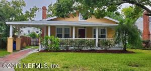 Avondale Property Photo of 1393 Wolfe St, Jacksonville, Fl 32205 - MLS# 1019264