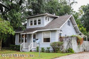 Avondale Property Photo of 2961 Selma St, Jacksonville, Fl 32205 - MLS# 1015749