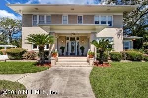 Photo of 3903 St Johns Ave, Jacksonville, Fl 32205 - MLS# 1019787