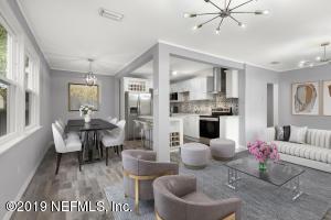 Avondale Property Photo of 719 Center St, Jacksonville, Fl 32205 - MLS# 1020111