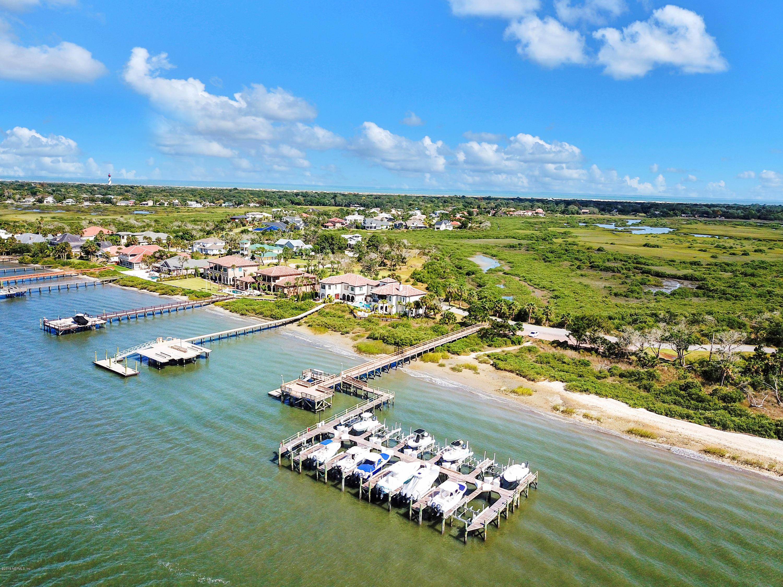107 Fiddler Crab With Boat Slip #6 Ln St Augustine, FL 32080