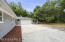 Garage w/ Wrap around Driveway - Rear of home