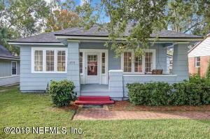 Avondale Property Photo of 4712 Kerle St, Jacksonville, Fl 32205 - MLS# 1021080