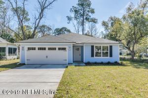 Avondale Property Photo of 4849 Headley Ter, Jacksonville, Fl 32205 - MLS# 1020975