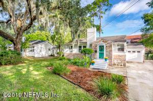 Avondale Property Photo of 1739 Geraldine Dr, Jacksonville, Fl 32205 - MLS# 1021224