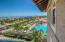 Unit 411 Penthouse in the Southeastern corner with expansive views of Ocean and PV Pool.