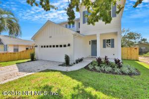 Property for sale at 3916 POINCIANNA BLVD, Jacksonville Beach,  Florida 32250