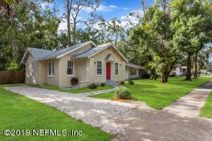 Avondale Property Photo of 4816 Kingsbury St, Jacksonville, Fl 32205 - MLS# 1022170