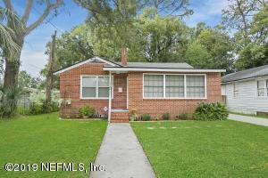 Avondale Property Photo of 1180 Day Ave, Jacksonville, Fl 32205 - MLS# 1022444