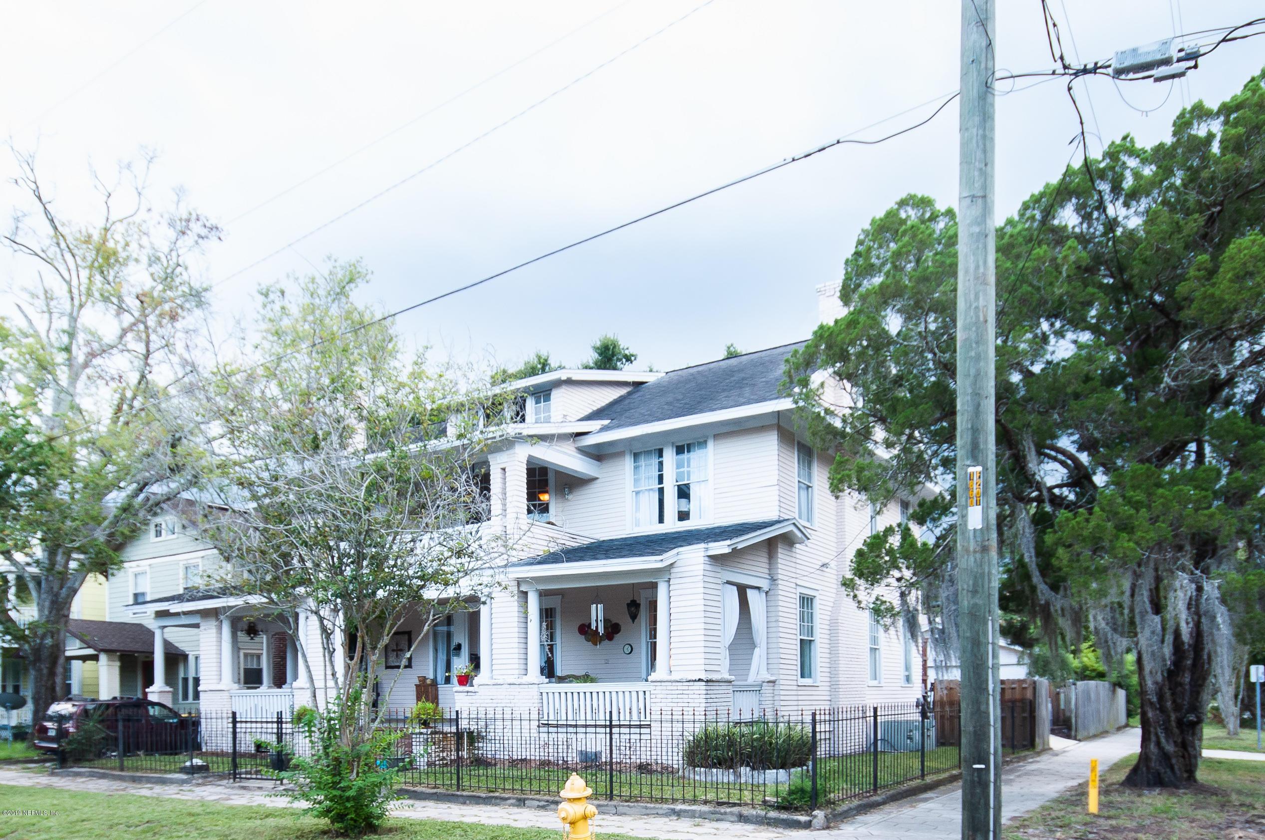 1848 N Laura St Jacksonville, FL 32206