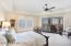 Master Bedroom overlooking ocean