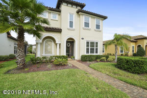 Mediterranean inspired home located in the heart of Nocatee Towncenter!