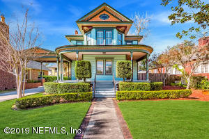 Avondale Property Photo of 2789 St Johns Ave, Jacksonville, Fl 32205 - MLS# 977430