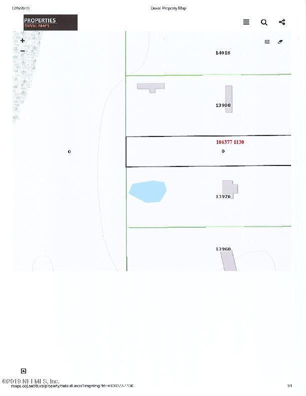 Details for 0 Denton Rd, JACKSONVILLE, FL 32226