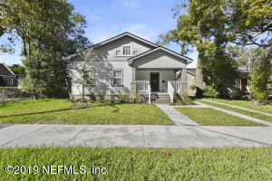 Photo of 3875 Eloise St, Jacksonville, Fl 32205 - MLS# 1028287