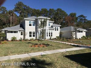 To be finished before the end of the year! Situated in Ponte Vedra Pointe in Palm Valley.