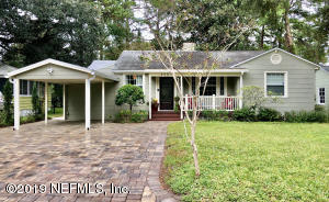 Avondale Property Photo of 1563 Charon Rd, Jacksonville, Fl 32205 - MLS# 1029890