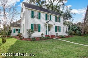 Avondale Property Photo of 3526 Remington St, Jacksonville, Fl 32205 - MLS# 1031514