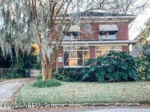 Avondale Property Photo of 1230 Willow Branch Ave, Jacksonville, Fl 32205 - MLS# 1032161
