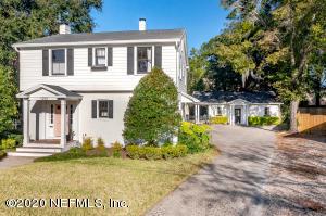 Avondale Property Photo of 1259 Windsor Pl, Jacksonville, Fl 32205 - MLS# 1031706